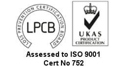 iso9001 752 logo