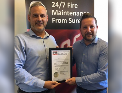 Surefire Awarded BAFE SP101 Scheme