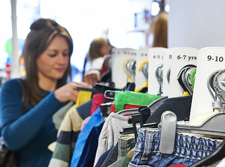Surefire now supports 2 major Charity Shop brands