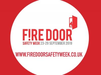Fire door week