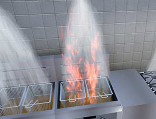 Protect Your Commercial Kitchen From Fire