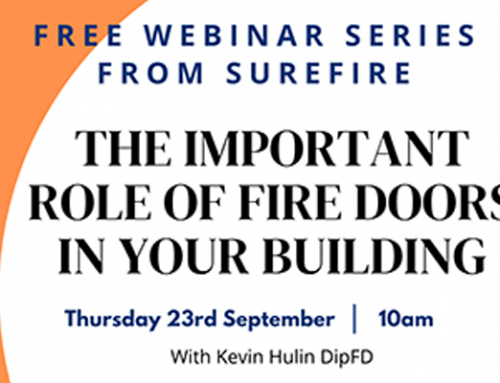 Webinar: The Important Role of Fire Doors in your Building